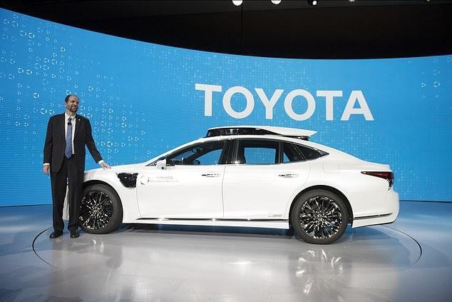 2019CES :自动驾驶汽车惊喜不断
