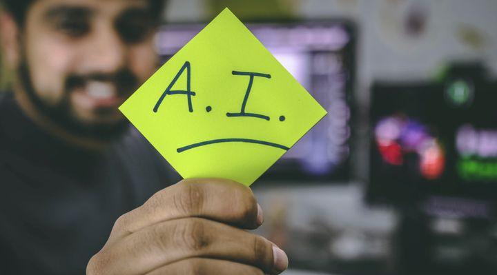 上市折戟,荣光不在,「AI」怎么了?